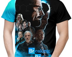 Camiseta Masculina Breaking Bad MD04