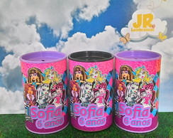 Cofre Personalizado Monster High