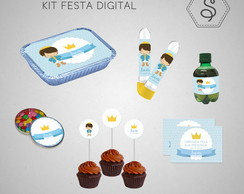 Kit Festa Infantil {Arte Digital}