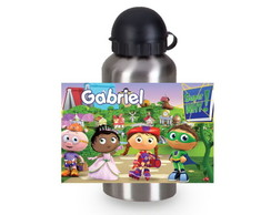 Squeeze Personalizado Super Why