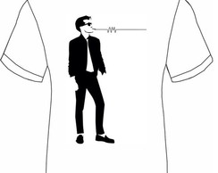 "Camiseta Arctic Monkeys ""Alex Turner"""