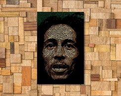 Placa Decorativa Bob Marley II