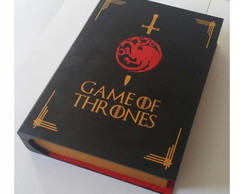 Caixa Porta Trecos Game of Thrones MDF