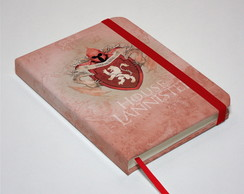Sketchbook GOT House Lannister