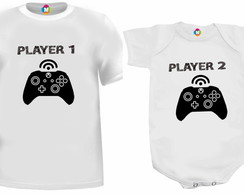 CONJ, PLAYER 1, PLAYER 2 - XBOX