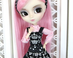 Conjunto Cute Punk