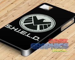 Capinha celular SHIELD MARVEL