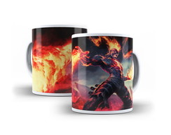 Caneca Brand League of Legends