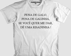 Camisa Pena De Galo Pena De Galinha No Elo7 Personalizados Rj 753238