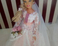 Barbie Noiva Princess