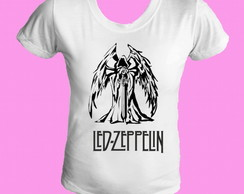 Camiseta babylook Led Zeppelin 02