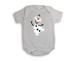 Body Frozen Olaf + Brinde Exclusivo !!!