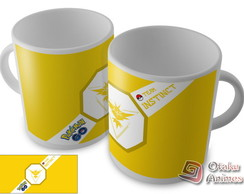 Caneca Pokémon GO - Team Instinct