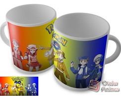Caneca Pokémon GO - Players