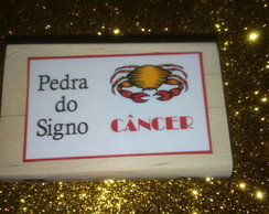 PEDRA DO SIGNO DE CÂNCER