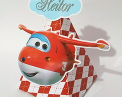 Super Wings Enfeites De Mesa