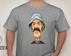 camiseta chaves - moderninho c