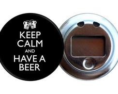 Abridor - Keep Calm And Have a Beer