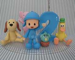 Topinho turma do Pocoyo