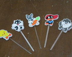 Toppers de Looney Tunes