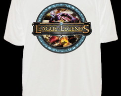 Camiseta League of Legends Game