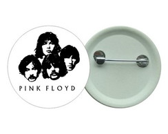 Botton 3,5 - Pink Floyd - Rock Boton