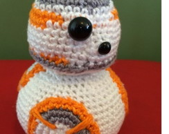 BB8 (Star Wars) - Amigurumi