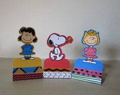 Chocolate Wafer Personalizado Snoopy