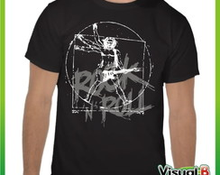CAMISETA ROCK ´N´ ROLL