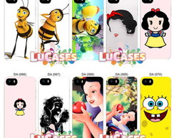 Capa Capinha Bee Movie Branca de Neve