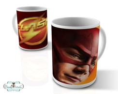 Caneca The Flash - Mod. 3