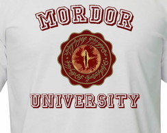 Camiseta Universidade Mordor
