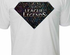 Camiseta Lol - League of Legends