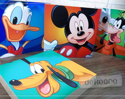 Conjunto Quadrinhos Turma do Mickey