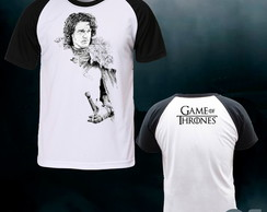 Camisetas Série Game Of Thrones