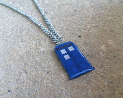 Colar Doctor Who