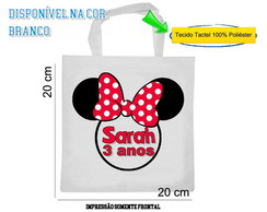 Sacolinha Eco Bag Minnie