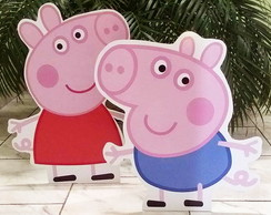 Display de Chão Peppa ou George Pig