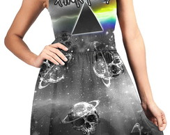 Vestido Pink Floyd Dark Side of the Moon