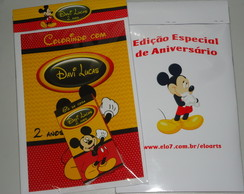 REVISTINHA DE COLORIR 15x21 cm MICKEY