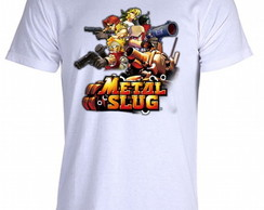 Camiseta Metal Slug 01