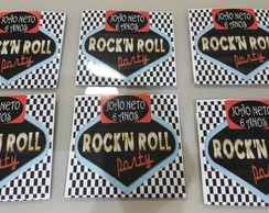 capinha de CD Festa Rock'n Roll