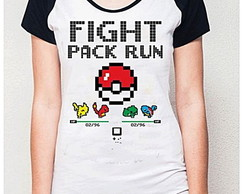 BABY LOOK RAGLAN - POKEMON