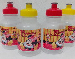 Squeeze Minnie Vermelha 300 ml