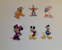 Toppers Turma do Mickey 1