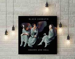 Quadro Black Sabbath Model 2