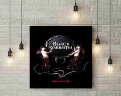 Quadro Black Sabbath Model 3