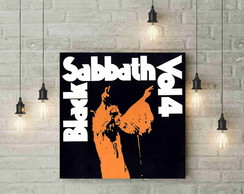 Quadro Black Sabbath Model 4
