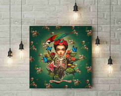 Quadro Frida Kahlo Model 1