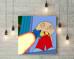 Quadro Stewie Griffin Model 4